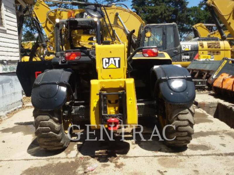 CATERPILLAR TELEHANDLER TH406 equipment  photo 2