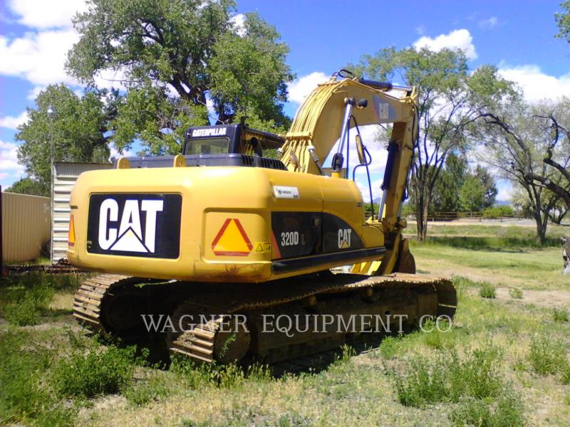 CATERPILLAR TRACK EXCAVATORS 320DL THB equipment  photo 3