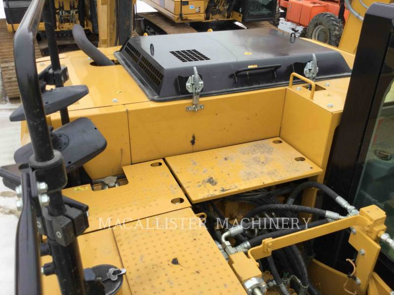 CATERPILLAR TRACK EXCAVATORS 316FL equipment  photo 13
