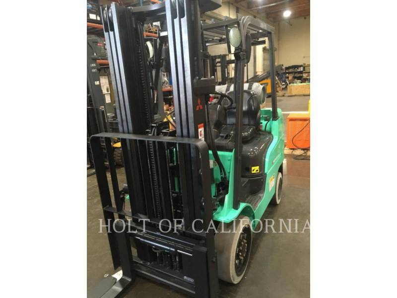 MITSUBISHI FORKLIFTS FGC25N equipment  photo 3