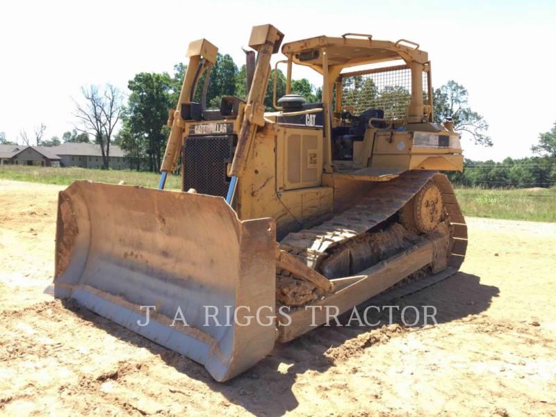 CATERPILLAR TRACK TYPE TRACTORS D6R equipment  photo 1