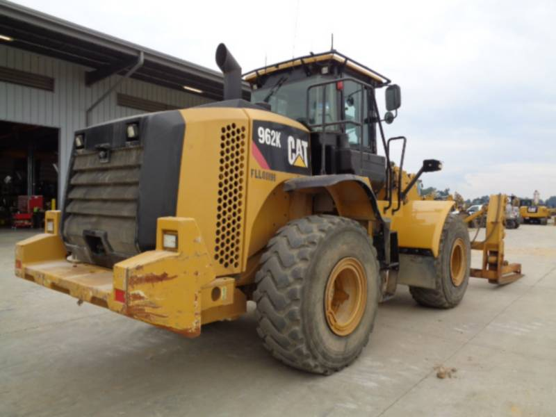 Caterpillar ÎNCĂRCĂTOARE PE ROŢI/PORTSCULE INTEGRATE 962K equipment  photo 5