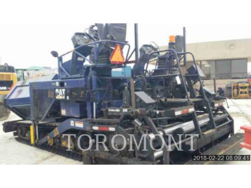 CATERPILLAR FINISSEURS AP1055D equipment  photo 3