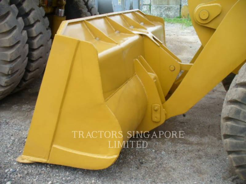 CATERPILLAR RADLADER/INDUSTRIE-RADLADER 924GZ equipment  photo 3