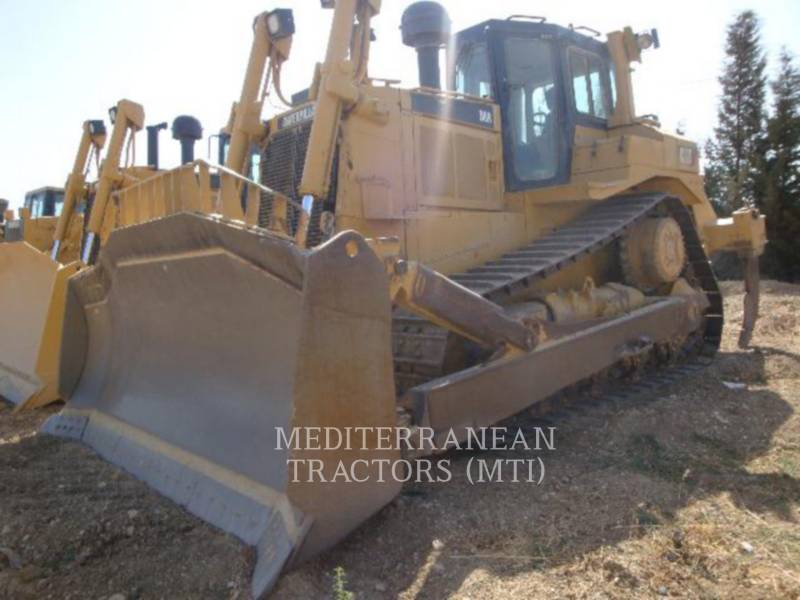 CATERPILLAR KETTENDOZER D8RLRC equipment  photo 1