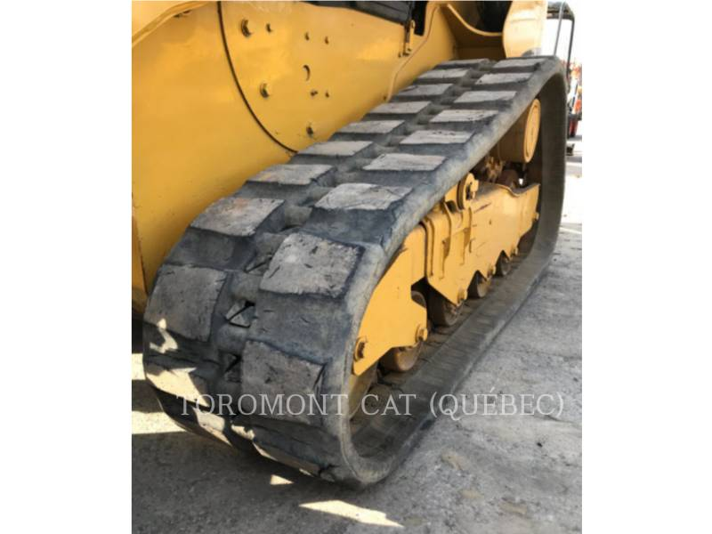 CATERPILLAR DELTALADER 259B3 equipment  photo 11