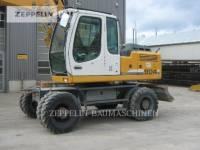 LIEBHERR WHEEL EXCAVATORS A904CLIT equipment  photo 3
