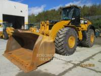 CATERPILLAR WHEEL LOADERS/INTEGRATED TOOLCARRIERS 980 M AGGREGATE HANDLER equipment  photo 1