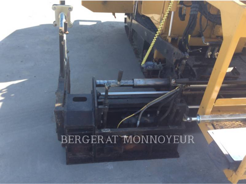 BITELLI S.P.A. PAVIMENTADORA DE ASFALTO BB621C equipment  photo 7