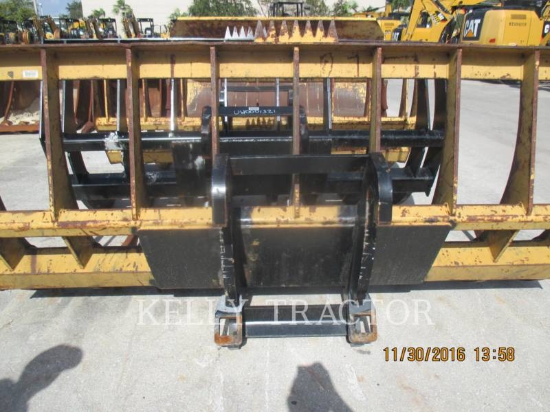 CATERPILLAR NARZ. ROB. - GRABIE 928G QC equipment  photo 4