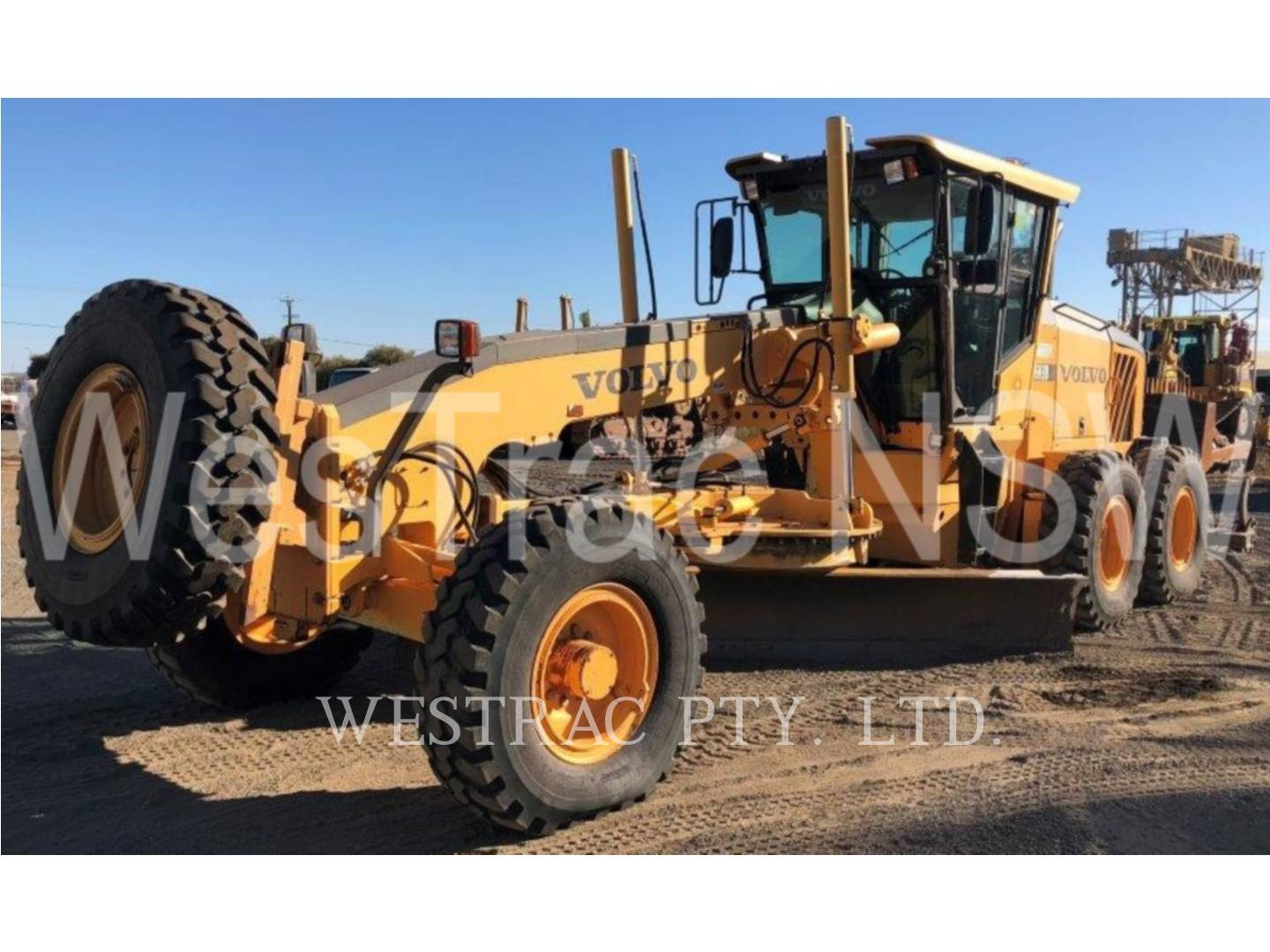 Used machinery cat used used equipment for sale westrac volvo g930 fandeluxe Images