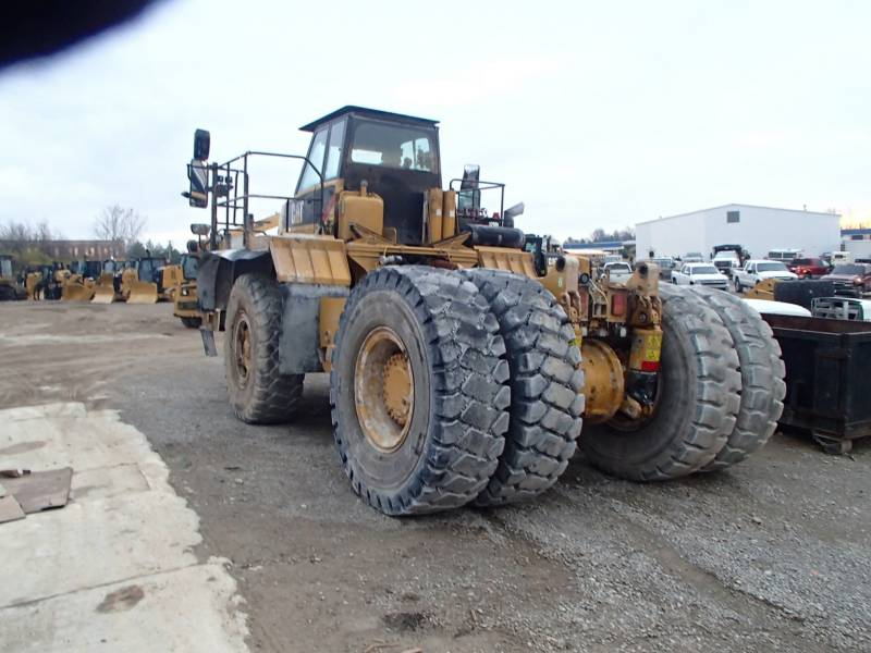 CATERPILLAR KOPALNIANE WOZIDŁO TECHNOLOGICZNE 772 equipment  photo 4