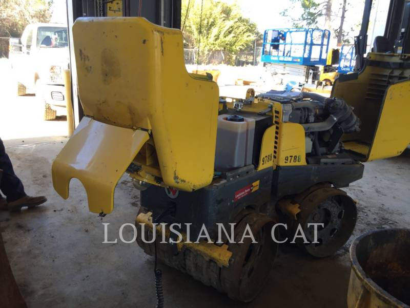 WACKER CORPORATION COMPACTADORES TRENCHROLL equipment  photo 1