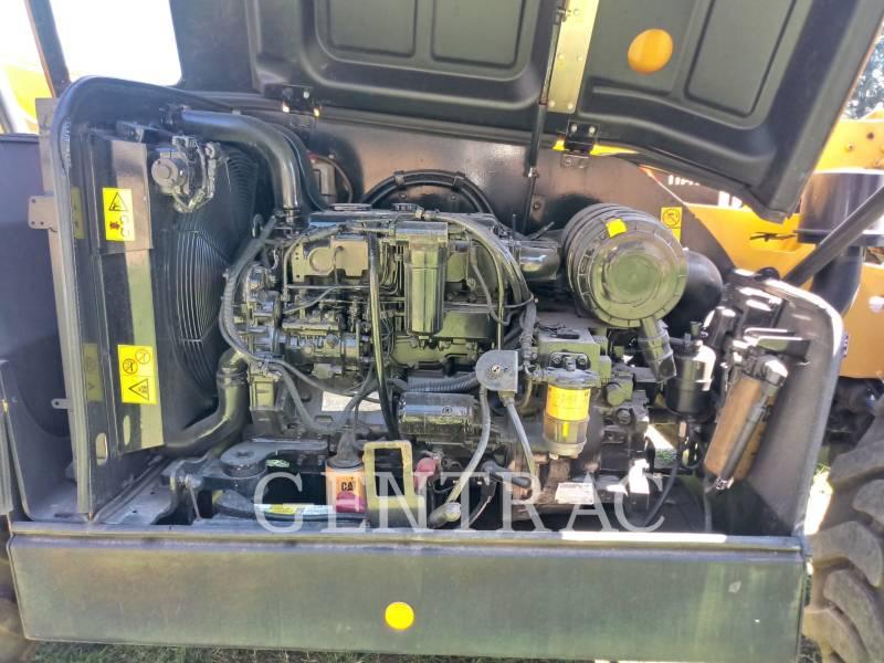 CATERPILLAR TELEHANDLER TH406 equipment  photo 5