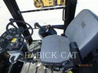 CATERPILLAR VIBRATORY DOUBLE DRUM ASPHALT CD54 equipment  photo 8