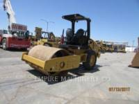 CATERPILLAR VIBRATORY SINGLE DRUM PAD CS44 equipment  photo 3