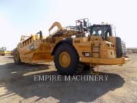 Equipment photo Caterpillar 631K TRACTOARE-SCREPERE CU ROŢI 1