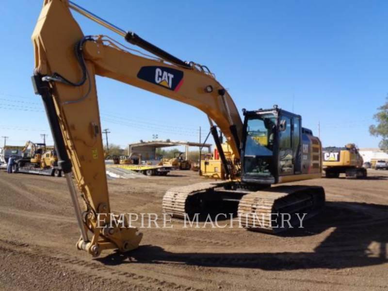 CATERPILLAR トラック油圧ショベル 323FL equipment  photo 4