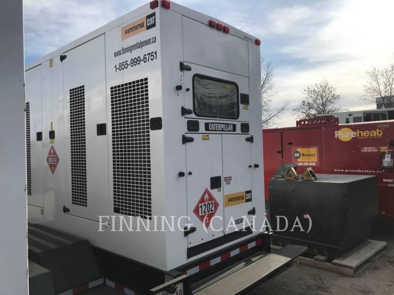 CATERPILLAR MOBILE GENERATOR SETS XQ 300 equipment  photo 4