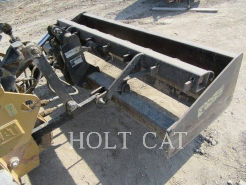 CATERPILLAR CARGADOR INDUSTRIAL 414E equipment  photo 15