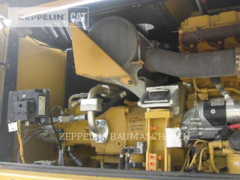 CATERPILLAR ホイール油圧ショベル M322D equipment  photo 16