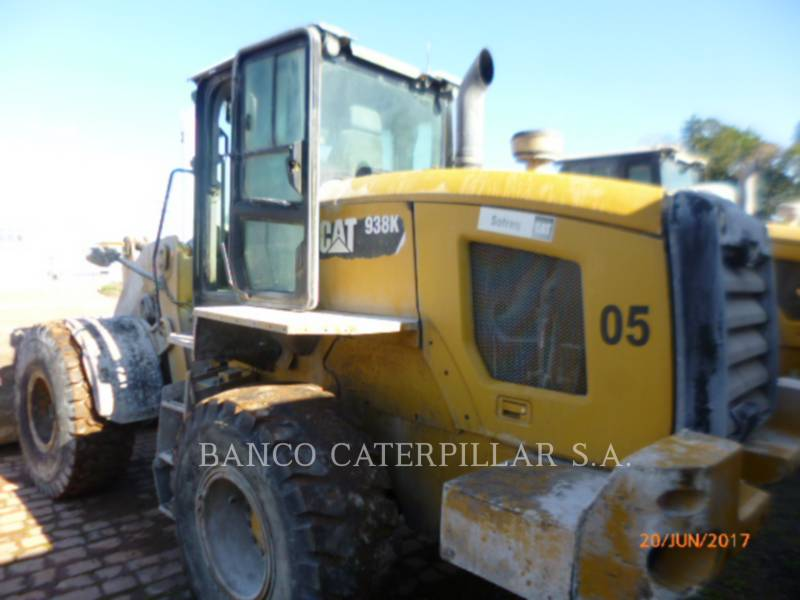 CATERPILLAR RADLADER/INDUSTRIE-RADLADER 938K equipment  photo 7