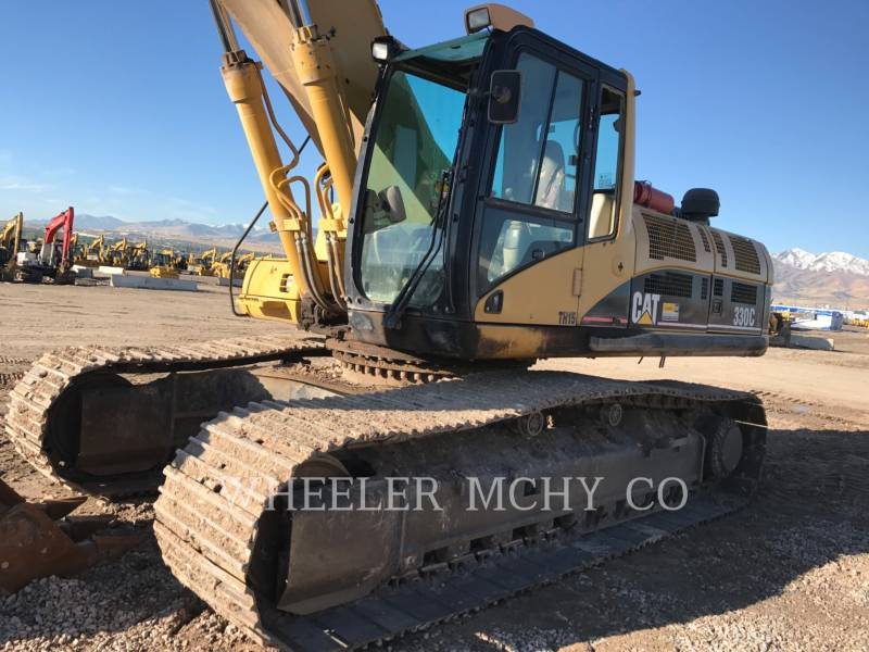 CATERPILLAR トラック油圧ショベル 330C L equipment  photo 7