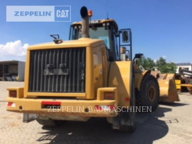 CATERPILLAR RADLADER/INDUSTRIE-RADLADER 966H equipment  photo 16