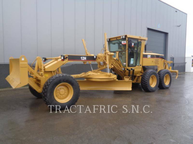 CATERPILLAR MOTOR GRADERS 12 H equipment  photo 4