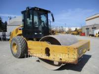 Equipment photo CATERPILLAR CS68B COMPACTEUR VIBRANT, MONOCYLINDRE LISSE 1