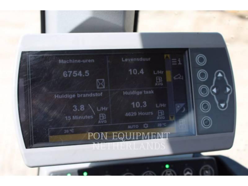 CATERPILLAR BERGBAU-RADLADER 924K equipment  photo 7