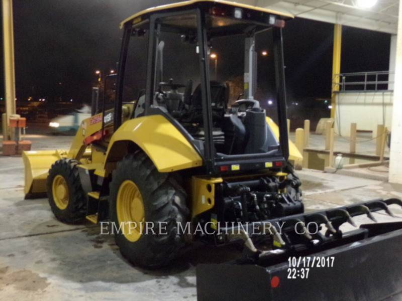 CATERPILLAR CHARGEUR INDUSTRIEL 415F2 IL equipment  photo 2