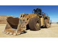 CATERPILLAR CHARGEURS SUR PNEUS MINES 993K equipment  photo 1