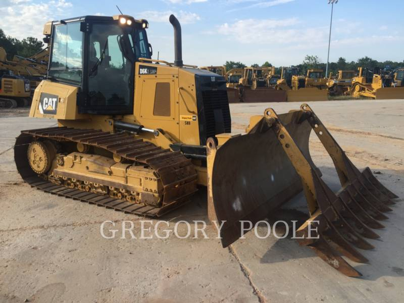 Caterpillar TRACTOARE CU ŞENILE D6K2 LGP equipment  photo 1