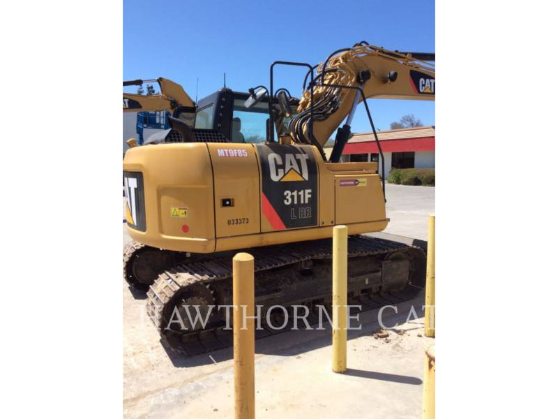 CATERPILLAR TRACK EXCAVATORS 311F RR equipment  photo 2