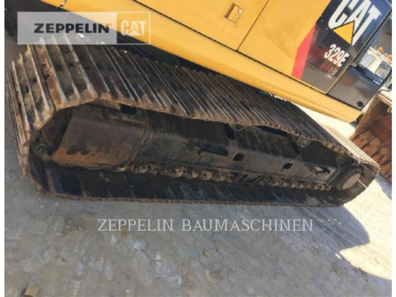 CATERPILLAR EXCAVADORAS DE CADENAS 329ELN equipment  photo 18