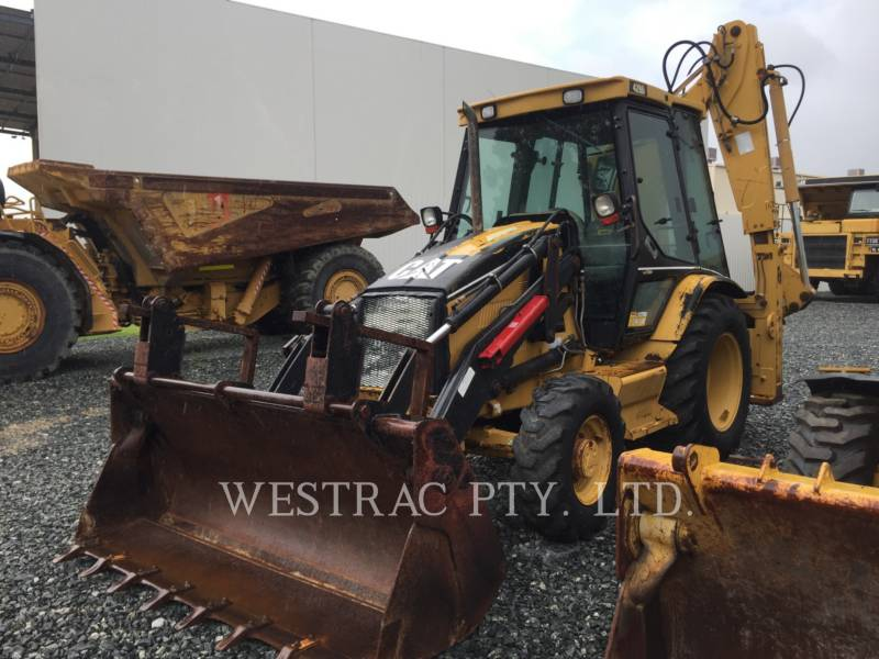 CATERPILLAR TERNE 428D equipment  photo 2