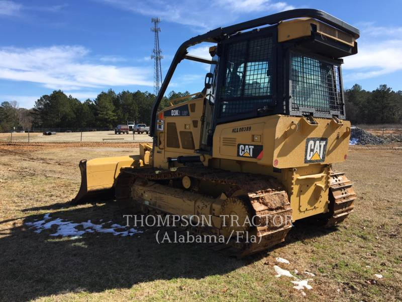 CATERPILLAR TRACK TYPE TRACTORS D3K2 equipment  photo 5
