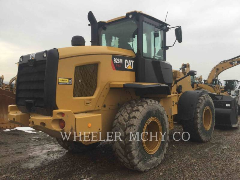 CATERPILLAR CARGADORES DE RUEDAS 926M HL QC equipment  photo 3