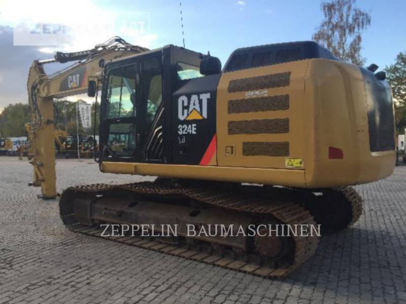 CATERPILLAR トラック油圧ショベル 324ELN equipment  photo 5