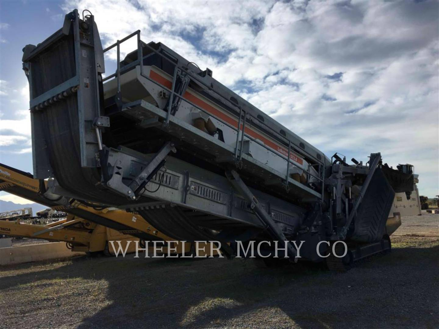 Detail photo of 2016 Metso ST3.8 SCRN from Construction Equipment Guide