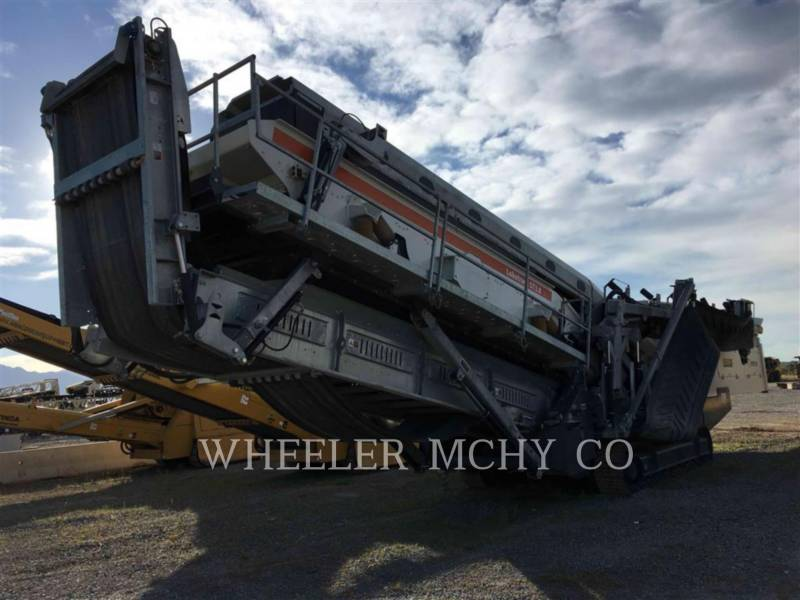METSO CRIBLES ST3.8 SCRN equipment  photo 2