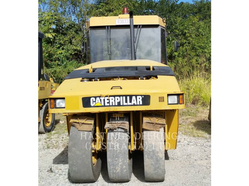 CATERPILLAR COMPATTATORI GOMMATI PNEUMATICI PS-300C equipment  photo 3