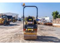 CATERPILLAR TANDEMVIBRATIONSWALZE, ASPHALT CB22 equipment  photo 8