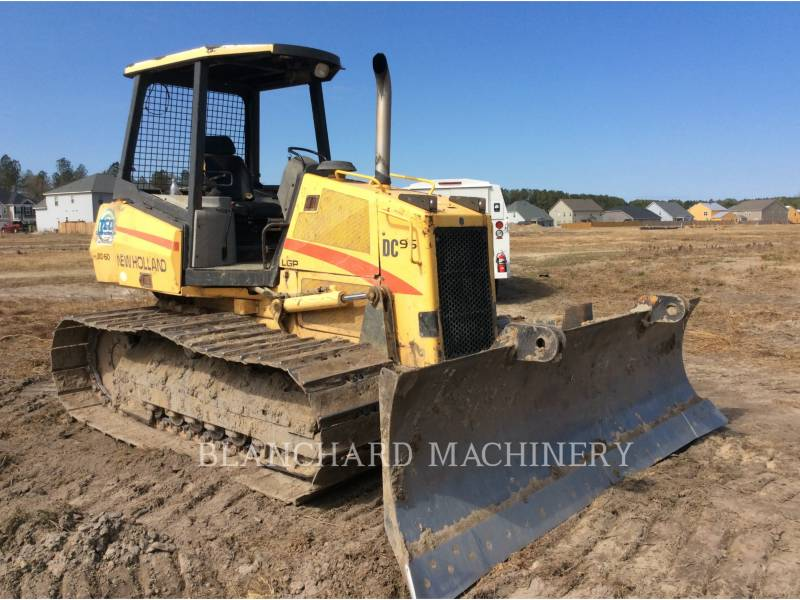 NEW HOLLAND LTD. TRACK TYPE TRACTORS DC95 LGP equipment  photo 1