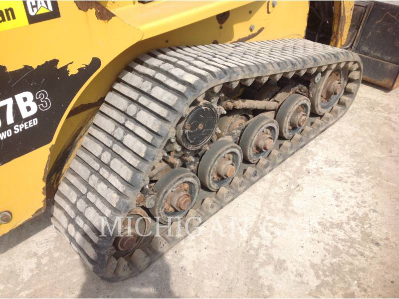 CATERPILLAR CARGADORES MULTITERRENO 257B3 A2Q equipment  photo 14