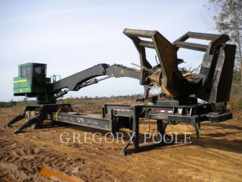 JOHN DEERE LOG LOADERS 437D equipment  photo 9