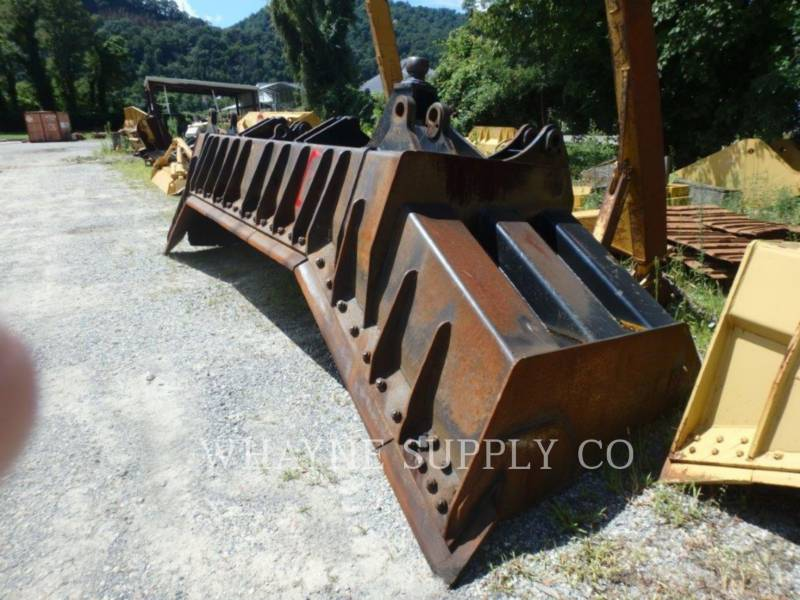 CAT WORK TOOLS (SERIALIZED) WT - LAMES D8 U COAL BLADE equipment  photo 1
