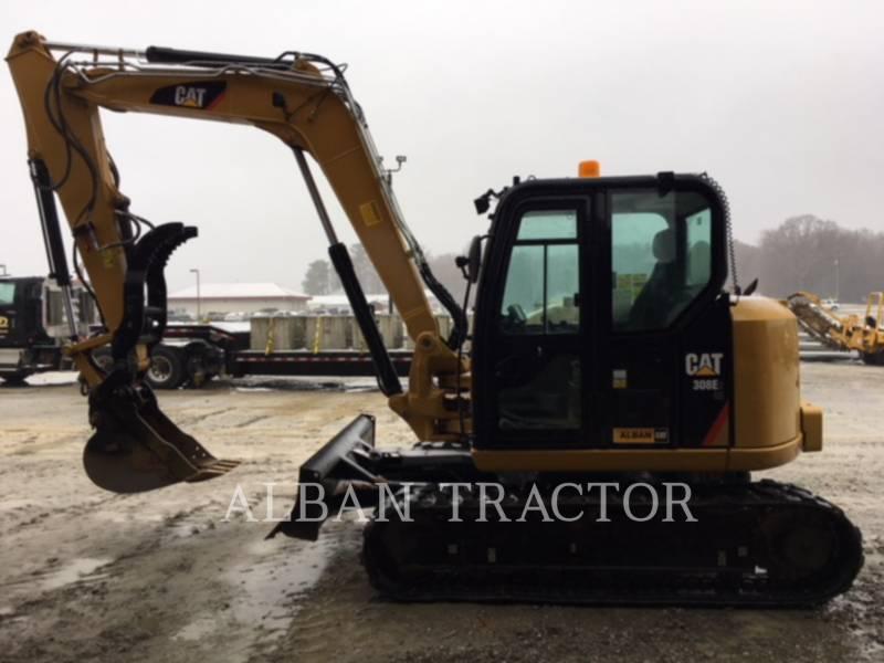 CATERPILLAR TRACK EXCAVATORS 308E2 CRSB equipment  photo 1