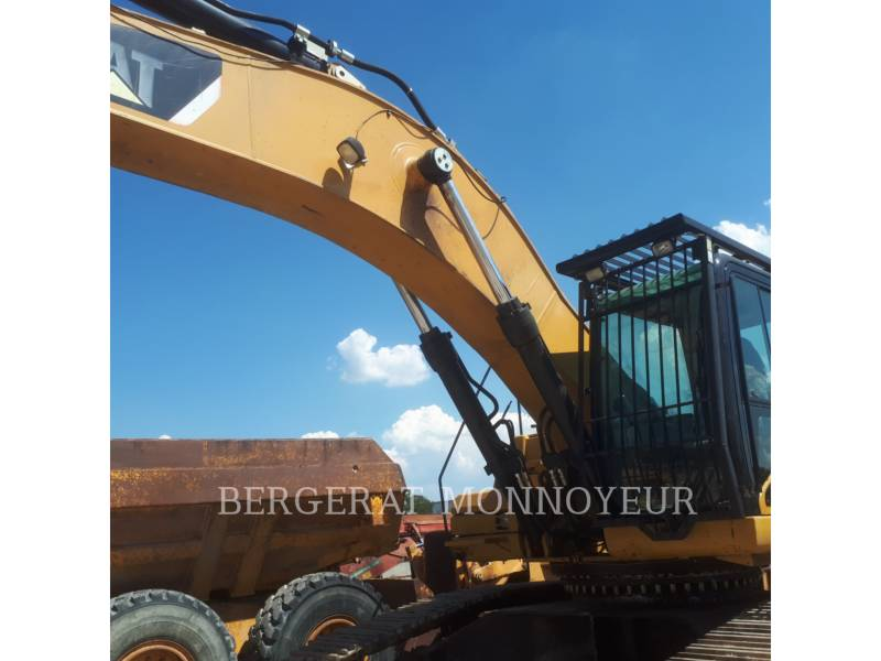 CATERPILLAR KETTEN-HYDRAULIKBAGGER 330DL equipment  photo 22